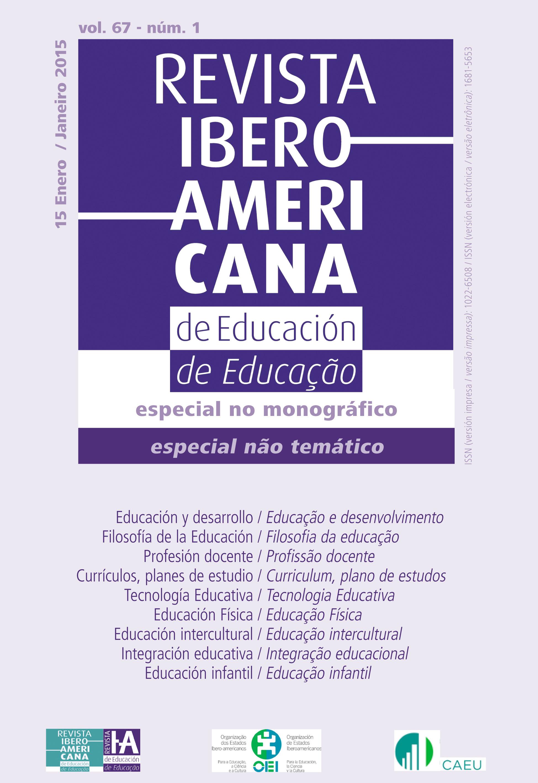 Revista Iberoamericana de Educación vol 67 núm 1