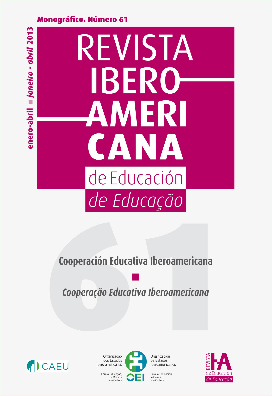 Revista Iberoamericana de Educación, vol 61
